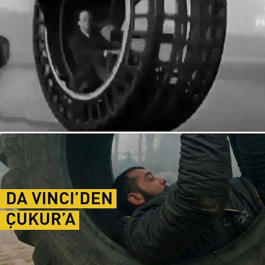 Da Vinci'den Çukur'a: 'The Dynasphere'