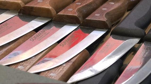 Bayram mesaisi başladı: Günde 2 bin bıçak biletiliyor