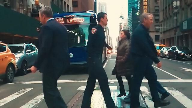 960 FPS ile New York'u donduran adam