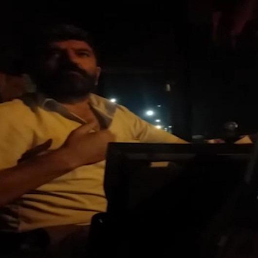 Belediye otobüsünde durak tartışması: Öfkeli şoför yolcunun üzerine yürüdü