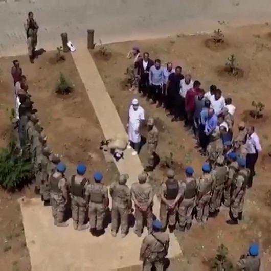 Jandarma Genel Komutanlığı'ndan videolu kurban tebriği