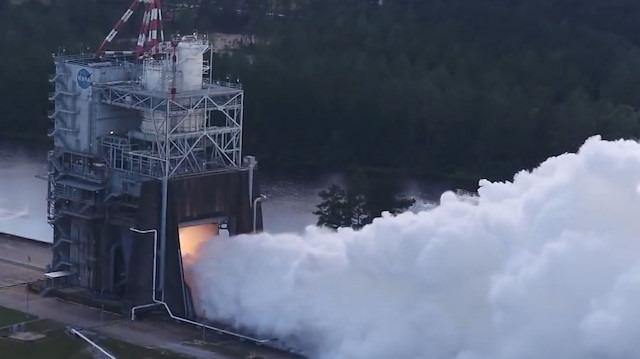 NASA motor testi yaparsa böyle yapar