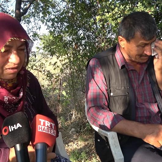 Anne ve babası Emine Bulut'un tek hayalini anlattı