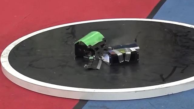 Robotların 'sumo güreşi' izleyenleri büyülüyor
