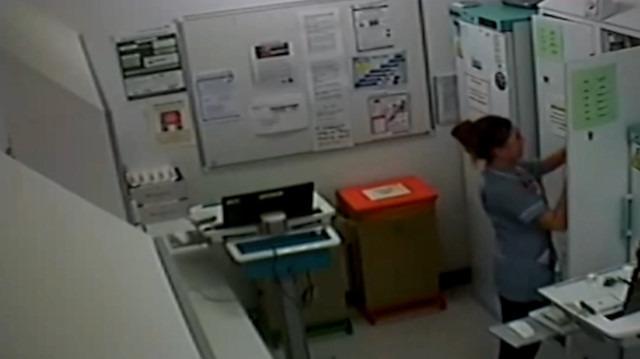 Hastanedeki ilaçları çalan hemşirenin akıl almaz taktiği