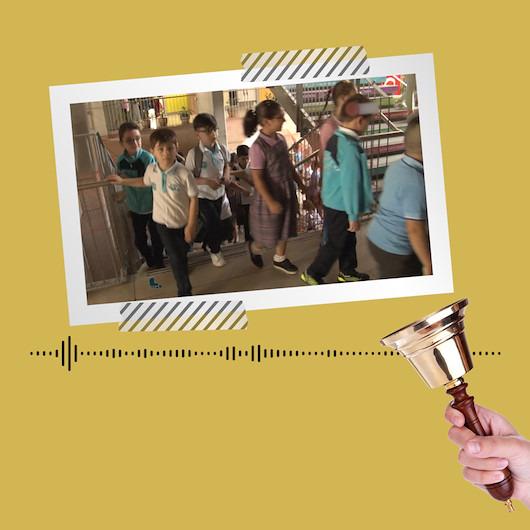 Artık okullarda yeni hazırlanan ders zili çalacak