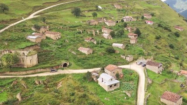 Trabzon 'Santa Harabeleri' ziyaretçilerini bekliyor