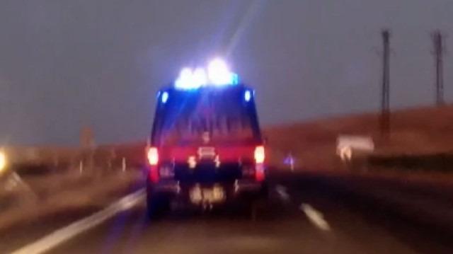 Diyarbakır'da sivil aracın geçişi sırasında mayın patladı