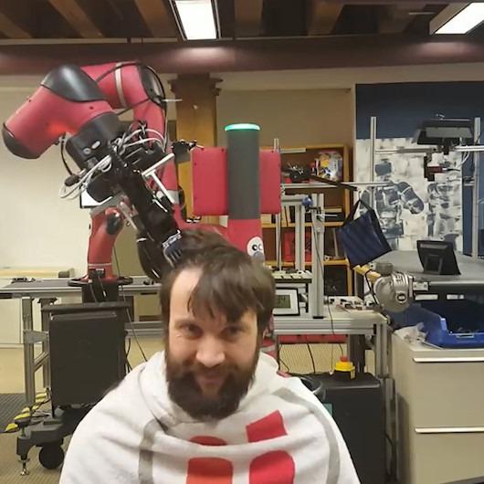 Robotlar berberleri tahtından eder mi?