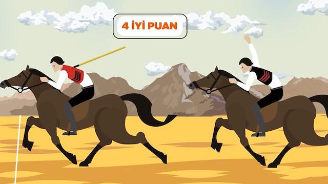 Atlı Cirit'in kuralları nelerdir?