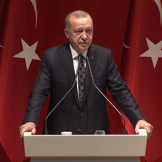 Cumhurbaşkanı Erdoğan: Harekat başladığı saatten şu saate kadar 109 terörist öldürüldü