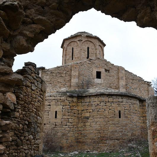 Ortodoks tarihinin tanığı: 669 yıllık İmera Manastırı restore ediliyor