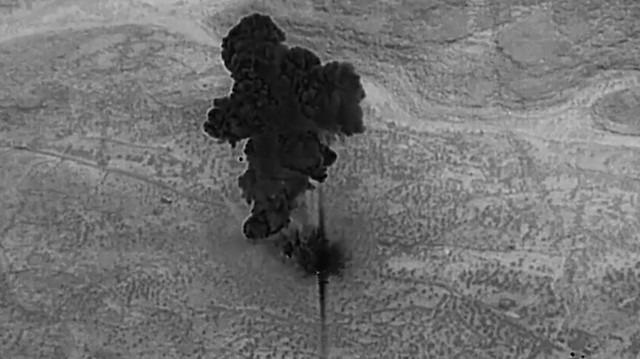 DEAŞ elebaşı Bağdadi operasyonuna ait ilk görüntüler