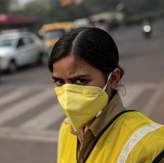 Hindistan'ın bitmeyen 'kirli hava' mücadelesi