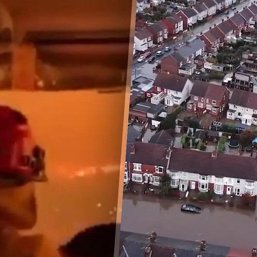 İngiltere sel felaketiyle Avustralya ise yangınla mücadele ediyor