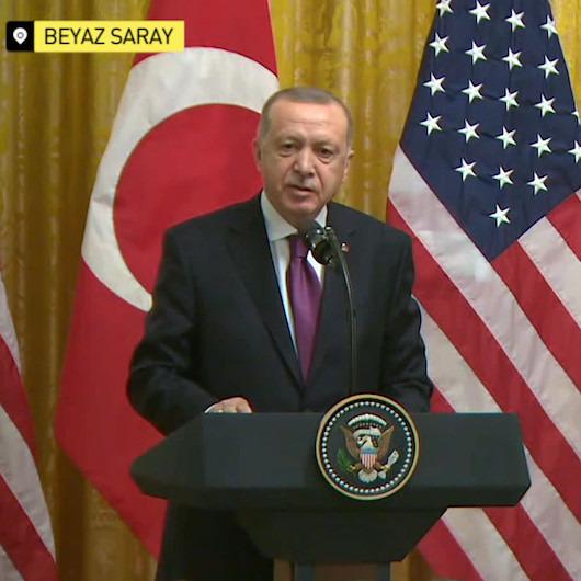 Erdoğan 'Kürtlerle sorun mu var?' sorusunu madde madde yanıtladı