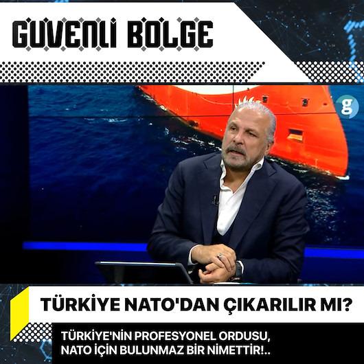 'Türkiye NATO'dan çıkarılır mı' sorusuna Mete Yarar'dan cevap