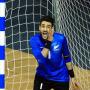 Şehit olan Müslümanlardan biri milli futbolcu çıktı