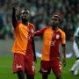 Mbaye Diagne'den yönetime destek