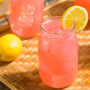 Günün içeceği: Çilekli limonata
