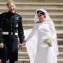 Meghan Markle ve Prens Harry'nın düğün görüntüleri ilk kez paylaşıldı