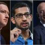 Raporlar Google, Facebook ve Amazon'un dijital ekonomide ne kadar egemen olduğunu gösteriyor