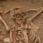 Sinop'ta arkeologları şaşırtan iskelet: Keyfine düşkün herhalde