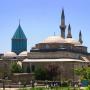 Mevlana Müzesi'ni 1 milyon 322 bin turist ziyaret etti