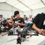Dünyanın en yetenekli drone pilotları TEKNOFEST'te bir araya geldi