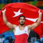 Milli güreşçi Taha Akgül altın madalya kazandı