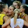 VakıfBank Kadın Voleybol Takımı'ndan bronz madalya